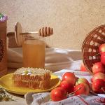 Яблочно-медовый август.
